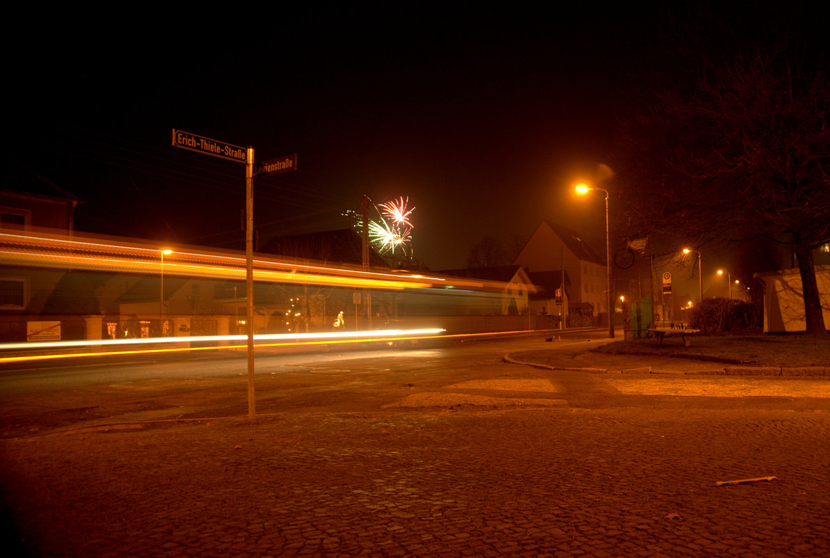 New Year´s Midnightbus