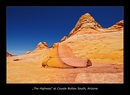 """The Highway"" at Coyote Buttes South, AZ"