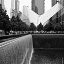 Some weeks ago in NYC, ...at 9/11 Memorial.