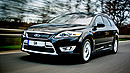 Ford Mondeo in Motion