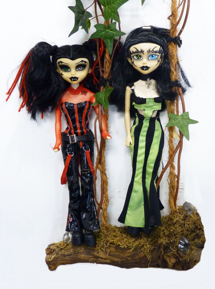 Be Goths Collectible Dolls