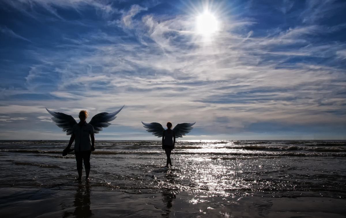 Wenn Engel Reisen